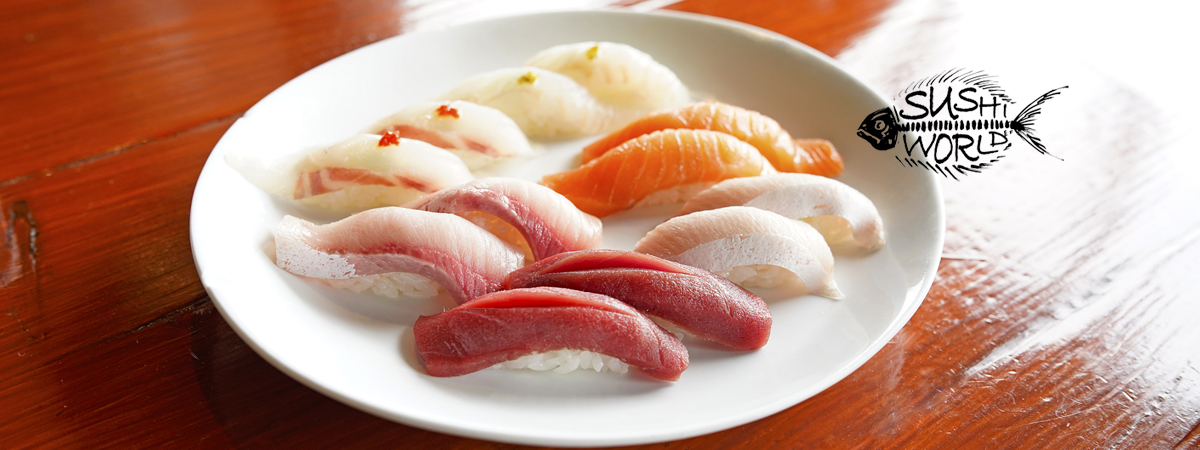 Orange County Sushi World OC Bluefin Tuna Yellowtail Belly Red Snapper Halibut