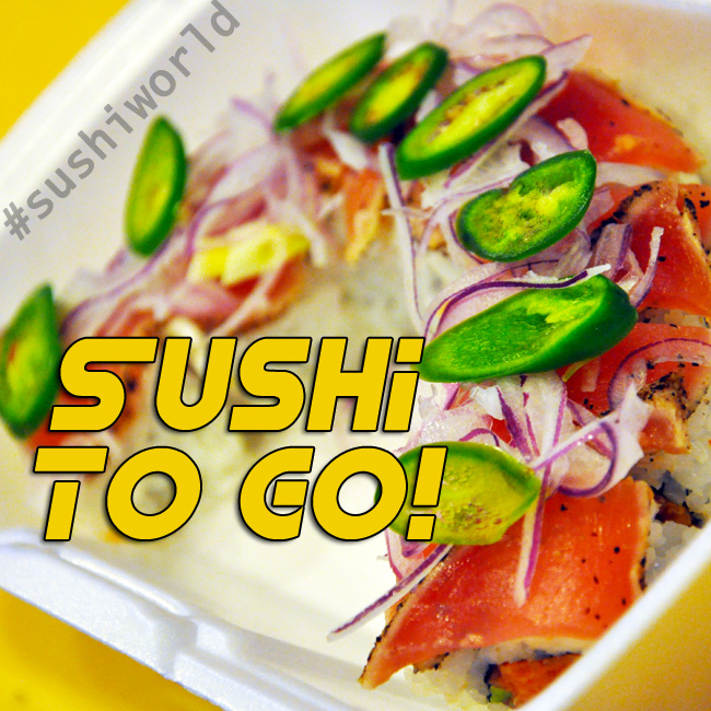 Orange County Sushi To Go Rolls Sashimi Japanese Food Sushi World OC