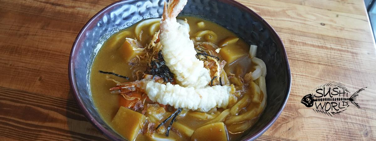 OC Japanese Curry Udon Shrimp Tempura Orange County Carrots Potatoes