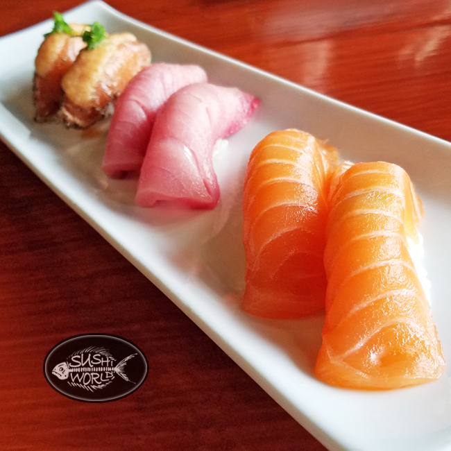 Yellowtail Peppered Salmon Albacore Orange County Best Happy Hour Monday Tuesday