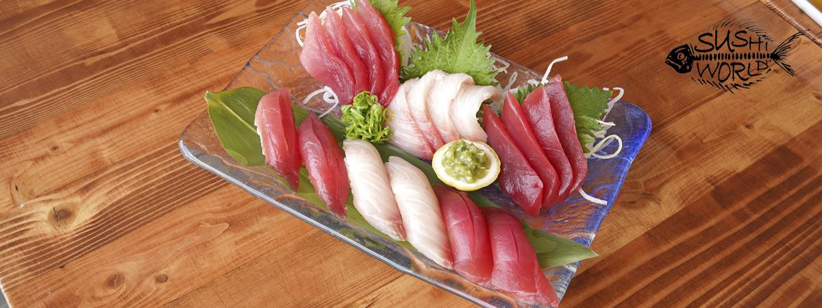 Orange County Sushi OC Big Eye Hawaiian Tuna Maguro Sashimi Best