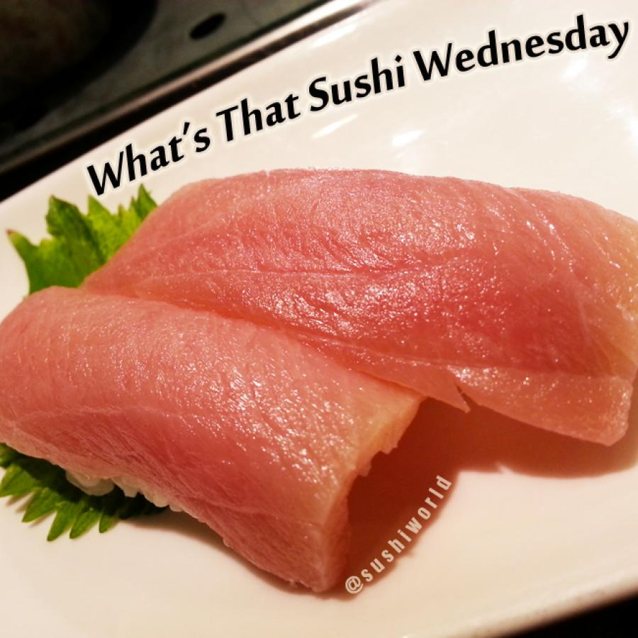 What's that Sushi Wednesday Orange County OC Cypress Sushi World