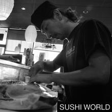 OC Sushi Chef Talented Orange County OC Japanese Sashimi Knife Skills