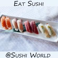 Salmon Tuna Yellowtail Red Snapper Healthy Sushi Orange County Cypress Sushi World