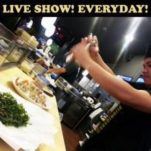 Best Sushi Chefs Orange County OC Cypress Anaheim Live Show Everyday Sushi World