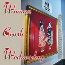 Woman Crush Wednesday WCW Orange County Japanese Geishas Restaurant OC Sushi World Cypress