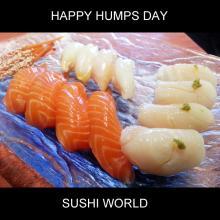 Sushi World Orange County OC Cherry Salmon Scallops Conch Specials Cypress
