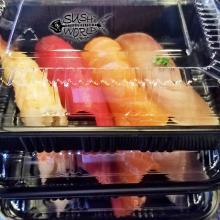 Sushi to Go on Rainy Days in Orange County OC Sushi World Cypress Order Ahead