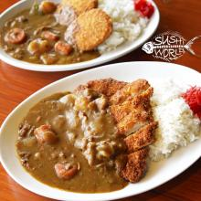 Orange County Japanese Curry Lunch Dinner Chicken Pork Katsu Potato Croquettes